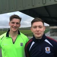 The tiny island of Inishbofin had two Galway senior football debutants on Sunday