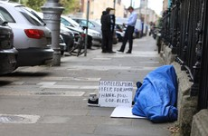 Students to hand petition of 10,000 signatures to Simon Coveney over homeless crisis