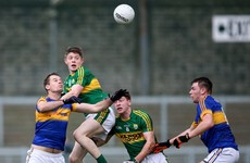 Jack O'Connor's Kerry U21's issue statement of intent with McGrath Cup success over Tipp