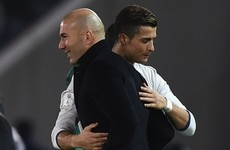 'Zidane smarter than Benitez over Ronaldo'
