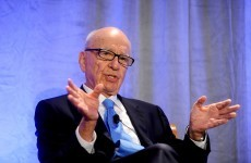"""Vacations great time for thinking"": Rupert Murdoch joins Twitter"