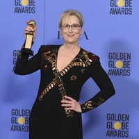 Meryl Streep is winning praise for her takedown of Donald Trump at last night's Golden Globes