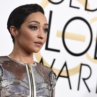 Our own Ruth Negga absolutely slayed at last night's Golden Globes
