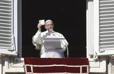 Pope hits out at 'homicidal madness' of jihadist attacks