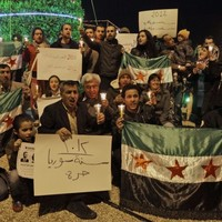 Calls for monitors to leave Syria