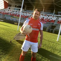 Former Lions winger Shane Williams is linking up with Donegal champions Glenswilly