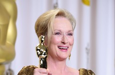 """Overrated"": Trump hits back at three-time Oscar winner Meryl Streep"