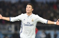 Ronaldo sees off competition from Messi to land Fifa's best player award
