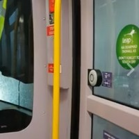 A Dublin woman fell asleep on her way to work and woke up in the 'Luas wash'