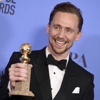 Tom Hiddleston apologised for *that* embarrassing Golden Globes speech