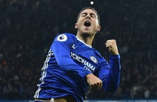 'I was like a ghost' - Hazard reflects on Chelsea struggles in 2015-16