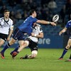 Front and centre! Henshaw and Ringrose feeding off each other as partnership blossoms
