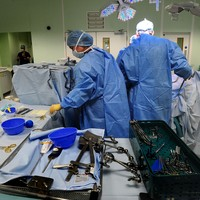 Hundreds of surgeries cancelled nationwide as overcrowding crisis grips health system
