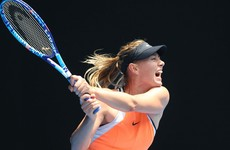 Maria Sharapova set to return in April following drug ban
