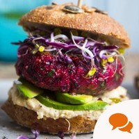 Garden Guru: GIYing your own ingredients for hummus and beetroot burgers
