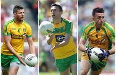 Trio of Donegal All-Ireland winners announce their retirement from inter-county football