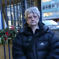'We are going to defy this court order': Apollo House occupiers say they're not going anywhere