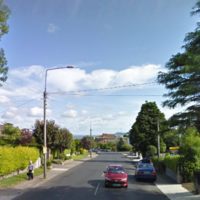 American woman in hospital after being attacked and robbed in Dalkey this morning