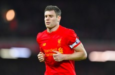 James Milner the second-best performing full-back in Europe - study