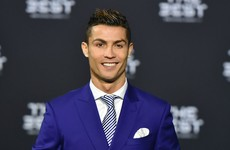 Ronaldo, Murray and Bolt included on six-man shortlist for coveted world sport award