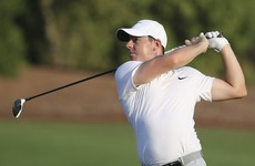 McIlroy may change clubs 'from week to week' as he prepares to debut new equipment