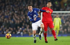 Is James McCarthy's time at Everton coming to an end?