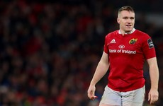 In-form Munster midfielder Rory Scannell hopeful of getting Ireland call