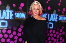 Amanda Brunker will be getting Botox live on the Late Late Show this Friday