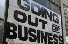 Five companies a day went out of business in 2011