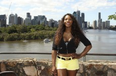 Serena Williams tells the world she doesn't like sports, and would rather go shopping