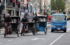 Poll: Should rickshaws be banned in Dublin?