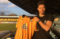 Irish defender Jake Carroll switches one League Two club for another