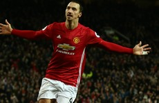 'I conquered England, it took three months' - Ibra