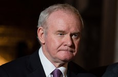 Martin McGuinness criticises the Irish Times, saying he wants his privacy respected during illness