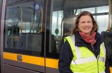 The Luas is hiring and wants female drivers to apply