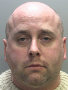 One of the UK's most-wanted suspected paedophiles has been arrested after a car crash in France