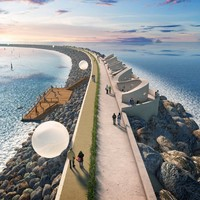 World's first tidal lagoon power station gets government support in Wales
