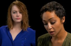 Ruth Negga joined a rake of Hollywood A-Listers for a rendition of 'I Will Survive'... it's the Dredge