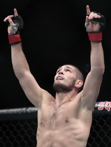 The UFC have booked an interim lightweight title fight in Conor McGregor's absence