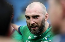 Cooney makes move to out-half as Connacht change five for Zebre