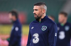 Jon Walters emerges as a doubt for Ireland's crucial World Cup qualifier