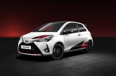 Toyota's new Yaris is shaping up to be a pocket rocket