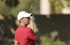McIlroy goes through eight holes in 8-under par but late bogeys derailed his rollercoaster round