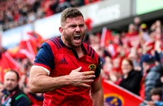'I feel like I can relate to Munster. I think I've got that connection'