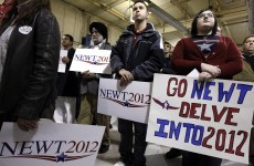 Republican voters kick off 2012 White House battle in Iowa