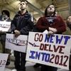 Republican voters kick off 2012 White House battle in Iowa
