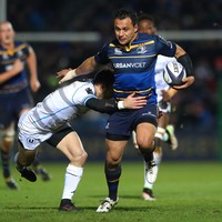 Conan power, Isa magic and a red card see Leinster cruise past Montpellier into 1/4 finals