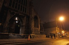 Man due in court over Dublin church fire
