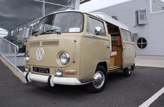 This iconic VW campervan is the closest you'll get to happiness on wheels