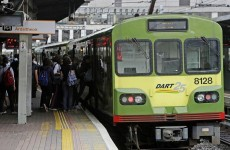 Dart and Commuter fares set to rise from tomorrow